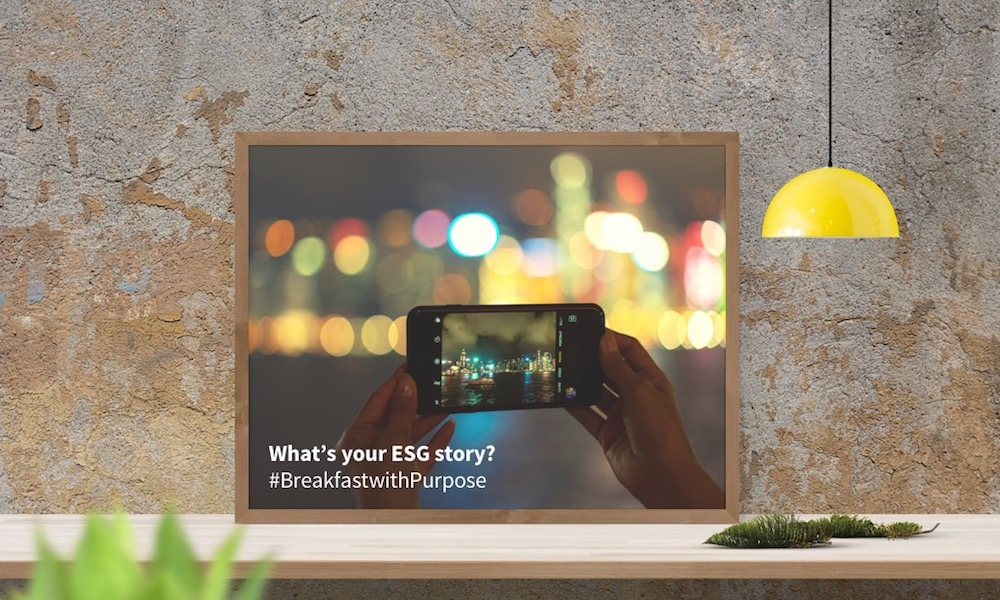 Telling your ESG story