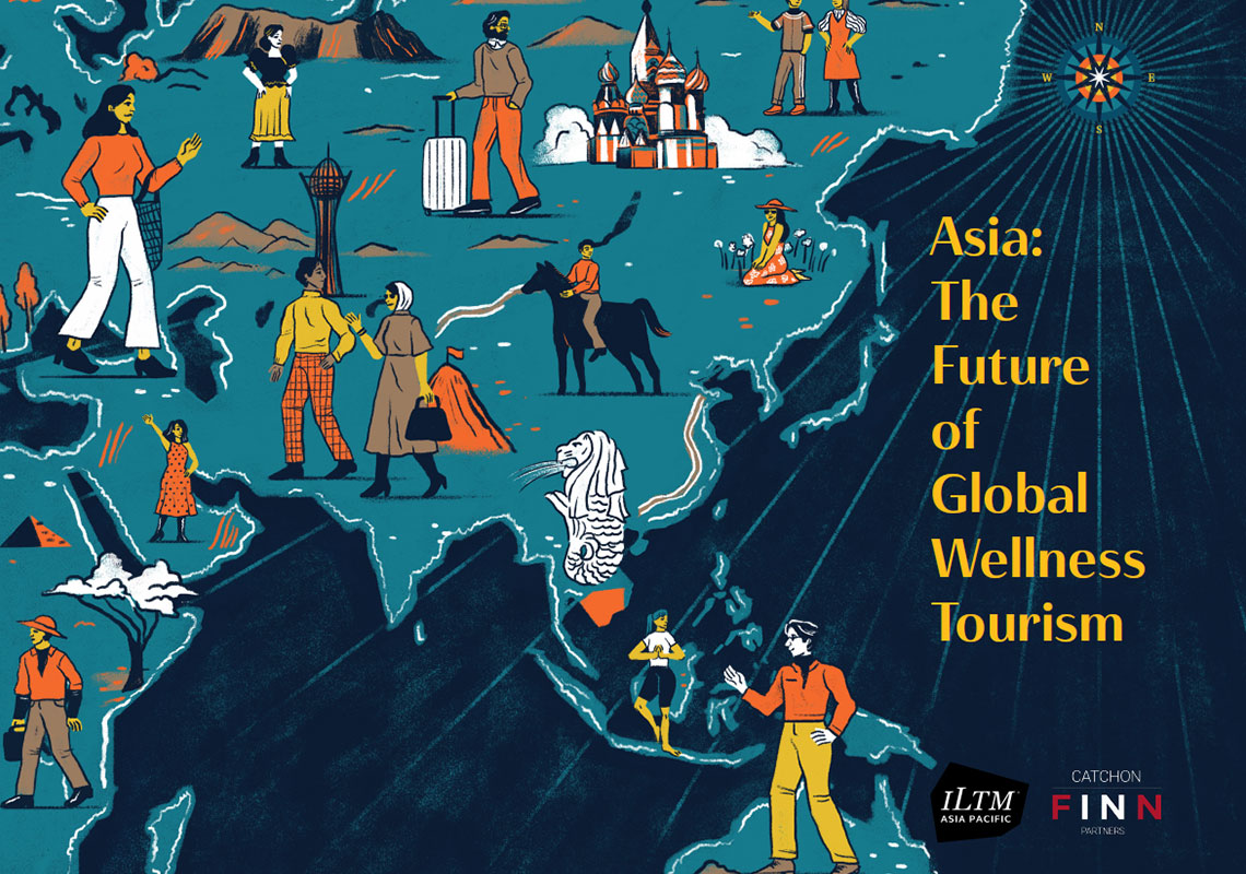 CatchOn ILTM Research Reveals Consumer Archetypes Driving Wellness And Luxury Travel in Asia