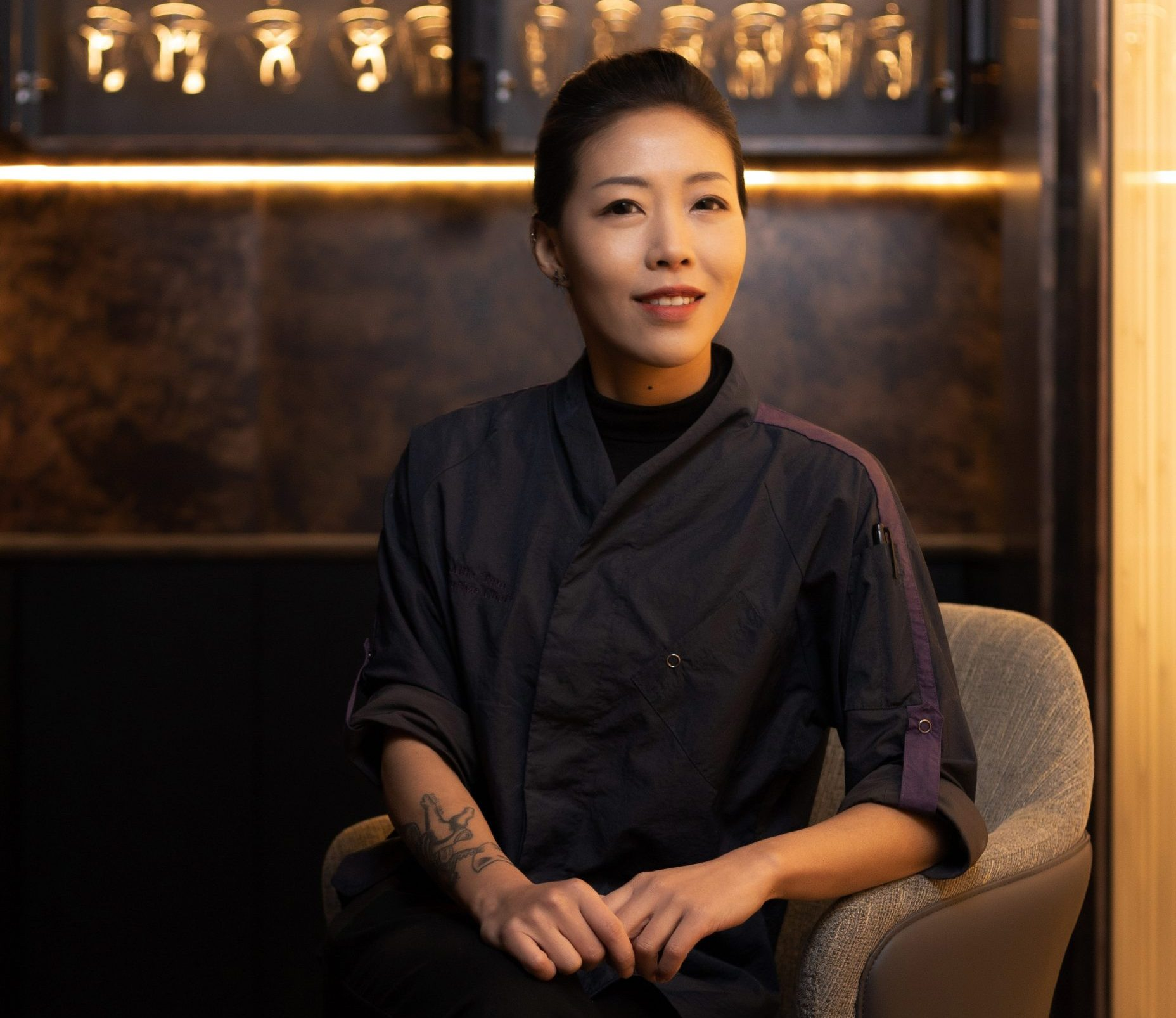 The Future of Chinese Cuisine According to DeAille Tam, 2021 Recipient of Asia's Best Female Chef Award